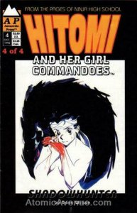 Hitomi and Her Girl Commandos #4 VF; Antarctic | save on shipping - details insi