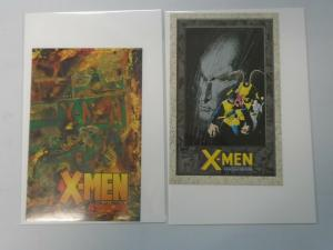 X-Men Ashcan set #1A+1B NM (1994)
