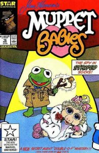 Muppet Babies (Star/Marvel) #16 FN; Marvel Star | save on shipping - details ins