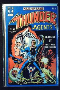 Hall of Fame Featuring the THUNDER Agents #1 (1983)