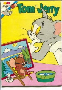 Tom y Jerry 1981-Novaro-Spanish language-VG/FN