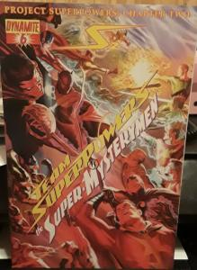 DYNAMITE-Project Superpowers Chapter Two-#6A-GREAT COMIC BOOK FOR COLLECTOR'S!!!
