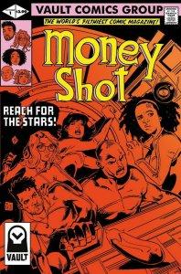 MONEY SHOT (2019 VAULT) #1 VARIANT CVR B TIM DANIEL PRESALE-10/23