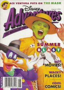 Disney Adventures #47 VF/NM; Disney   save on shipping - details inside