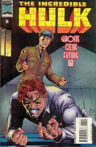 INCREDIBLE HULK (1962 Marvel Comics) #437 NM-