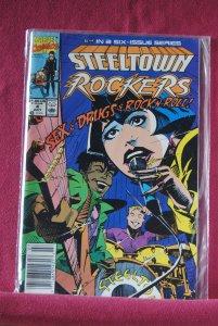 Steeltown Rockers #4 (1990)