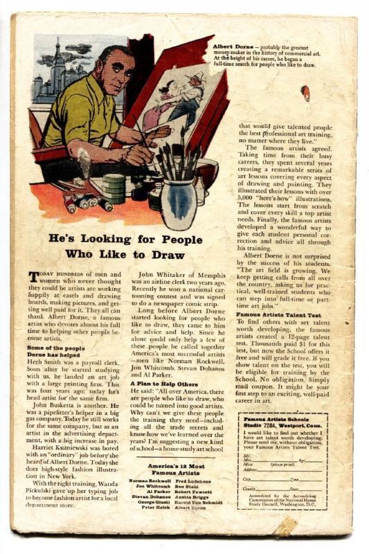 FANTASTIC FOUR-#29 comic book-1964-YANCEY STREET-JACK KIRBY ART
