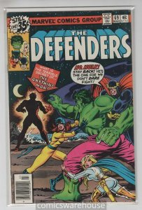 DEFENDERS (1972 MARVEL) #69 VF- A96697
