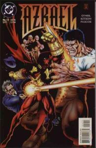 DC AZRAEL (1995 Series) #12 NM-
