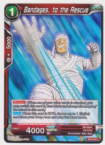 Dragon Ball Super CCG - Miraculous Revival - Bandages to the Rescue