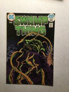 Swamp Thing 8 Near Mint Nm Dc Comics