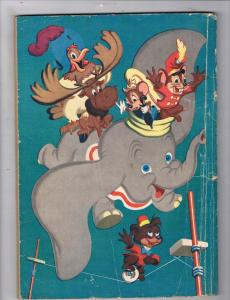 Walt Disney's Silly Symphonies Dell GIANT Comic Book # 4 VG 1954 Golden Age JH2