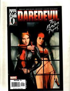 Lot of 8 Daredevil Marvel Comic Books  #80 81 82 83 84 85 86 87  HY7
