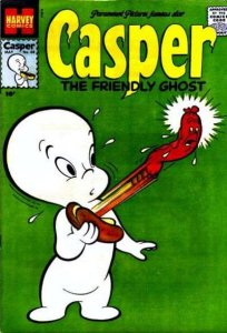 Casper: The Friendly Ghost (1952 series) #68, Good (Stock photo)
