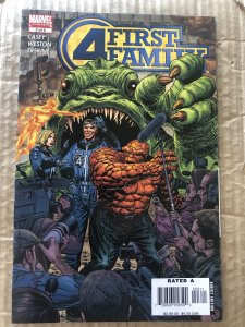 Fantastic Four: First Family #3 (2006)