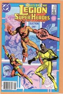 Legion of Super-Heros #335