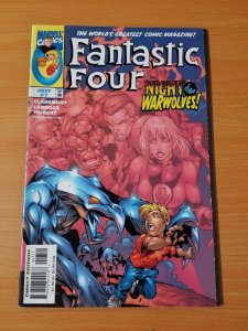 Fantastic Four #7 ~ NEAR MINT NM ~ 1998 MARVEL COMICS