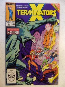 X-TERMINATORS # 1 (1988)