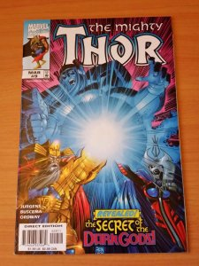 The Mighty Thor #9 ~ NEAR MINT NM ~ 1999 MARVEL COMICS