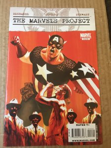 The Marvels Project #4 (2010)