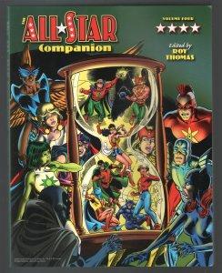 All-Star Companions-Vol. 4-Roy Thomas-Paperback-2010
