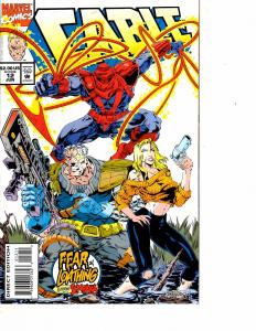 Lot Of 2 Marvel Comic Books Cable #12 and Doctor Strange #66 ON3