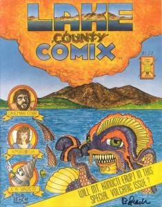 Lake County Comix #1 VF; County Comix Group | save on shipping - details inside