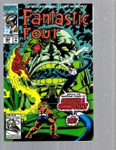 12 Comics Fantastic Four #364 367 376 387 391 392 394 396 397 + 60 60 60 J420