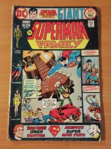 The Superman Family #176 ~ GOOD - VERY GOOD VG ~ 1976 DC COMICS