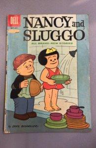 Nancy and Sluggo #178 (1960)