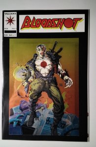 Bloodshot #1 (1993) Valiant Comic Book J756