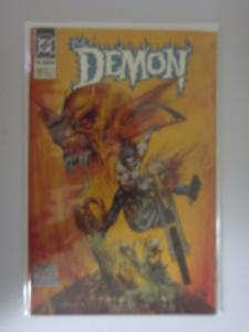 Demon (1990 3rd Series) #12 - 8.5 VF+ - 1991