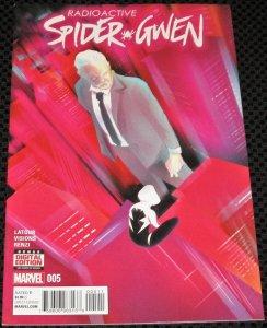 Spider-Gwen #5 (2016)