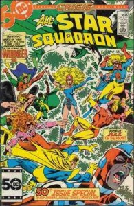 DC ALL-STAR SQUADRON #50 VF