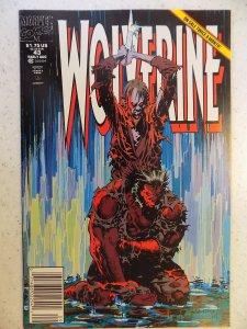 Wolverine #43 (1991)
