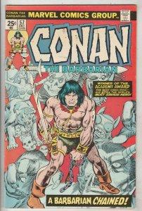Conan the Barbarian #57 (Dec-75) NM- High-Grade Conan the Barbarian