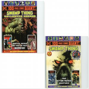 SWAMP THING DC 100-Page Giant #1 Walmart Edition Lot DC Comics 2019