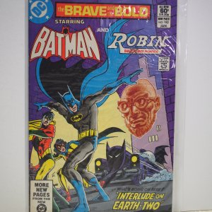 The Brave and the Bold #182 (1982) VF/NM
