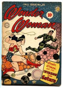 WONDER WOMAN #10 1944-DC COMICS-Golden-Age Comic