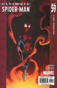 Ultimate Spider-Man #59 VF/NM; Marvel | save on shipping - details inside