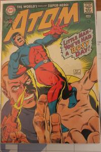 The Atom #34 (DC, 1968) Condition: VF