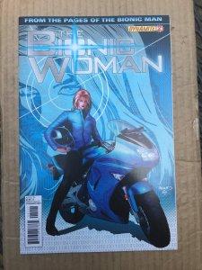 The Bionic Woman #2 (2012)