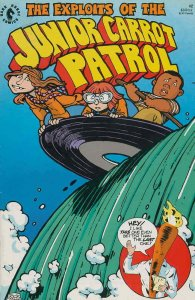 Jr. Carrot Patrol #2 VG; Dark Horse | low grade comic - save on shipping - detai
