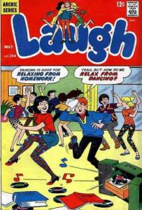 Laugh Comics #194 FN; Archie | save on shipping - details inside