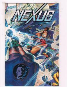 Nexus #11 VF First Comics Comic Book Baron Aug 1985 DE25