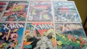 Uncanny X-Men (1980's Lot of 14 - Issues  BETWEEN #'s 144 - 202) Lowered By $50!