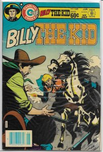 Billy the Kid   #148 GD