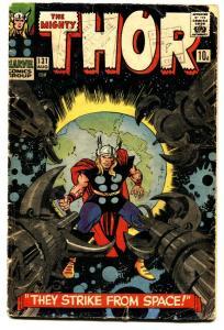 THOR #131 Pence Variant-comic book  1966-MARVEL COMICS-KIRBY
