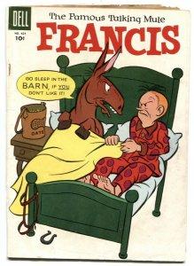 Francis Talking Mule - Four Color Comics #621 1955 VG-