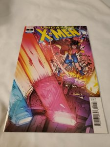 Uncanny X-men 2 NM+ Limited 1 for 25